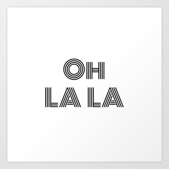 Oh La La - minimal by galeswitzer