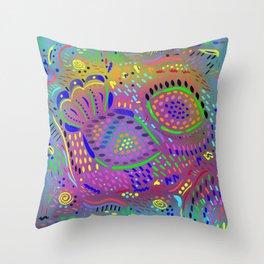Sea Dream #1 Throw Pillow