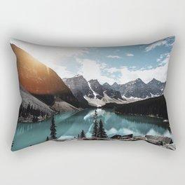 Lake Moraine Rectangular Pillow