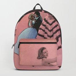 Big Pink Backpack