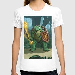 Turtle Paladin T-shirt
