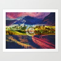 colorado Art Prints featuring Colorado by Tim Perri