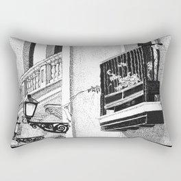 San Juan Balcony Rectangular Pillow