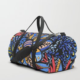 Talavera Bouquet Duffle Bag