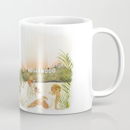 San Francisco + Los Angeles Coffee Mug