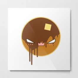 Imperator Pancakes Metal Print