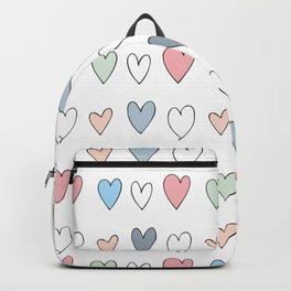 The hearts Backpack