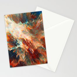 Harísios (Abstract 49) Stationery Cards