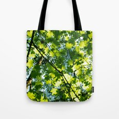 Shadows & Highlights Tote Bag