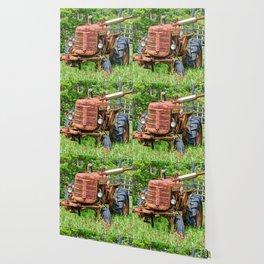 Rusty Farmall Wallpaper