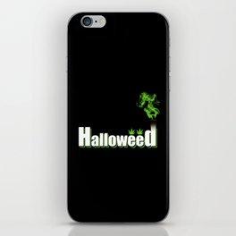 HalloWeed iPhone Skin
