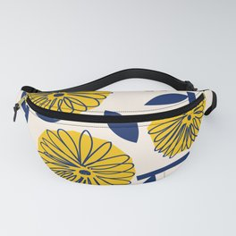Floral_blossom Fanny Pack