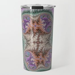 Fractal Integral Travel Mug