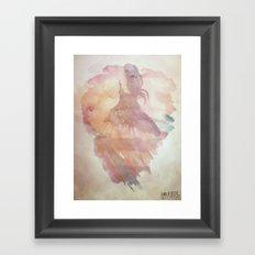 Dawn Of Desire Framed Art Print