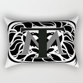 Taylor McCluskey And The MFICs-Band Logo 2018 Rectangular Pillow