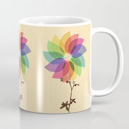 The windmill in my mind Coffee Mug