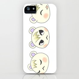 AC Marshal Pretty Faces iPhone Case