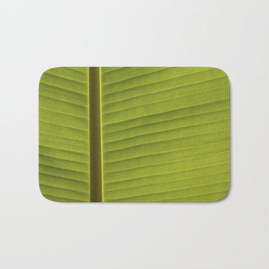 Banana Leaf IV Bath Mat