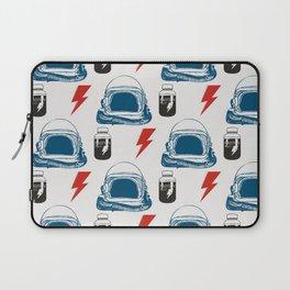 Bowie MajorTom stuff seamless pattern  Laptop Sleeve