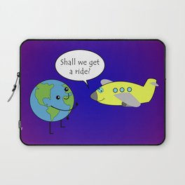 Around the World Laptop Sleeve