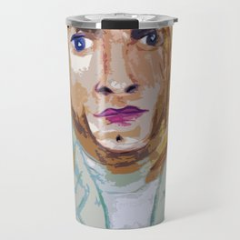 H Cobain Travel Mug