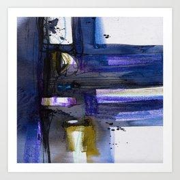 A Dream Creation No. 2g by Kathy Morton Stanion Art Print