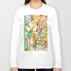 wait for me Long Sleeve T-shirt