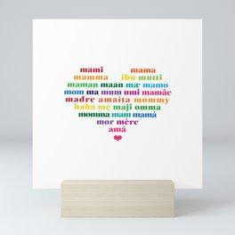 allthemoms Mini Art Print