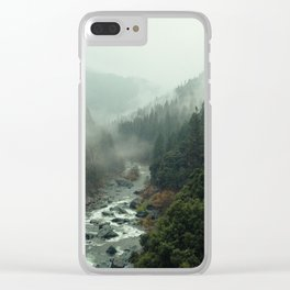 Landscape Photography 2 Clear iPhone Case
