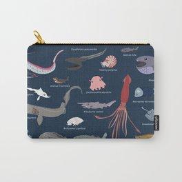 Deep sea sharks Carry-All Pouch