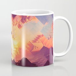 Pixelisation Coffee Mug