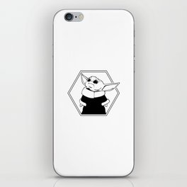 The Child iPhone Skin