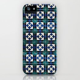 Azulejo 2 iPhone Case