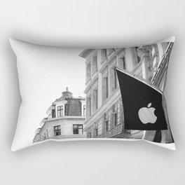 Apple Store London Rectangular Pillow