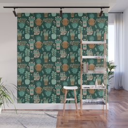 You can never have too many house plants Wall Mural