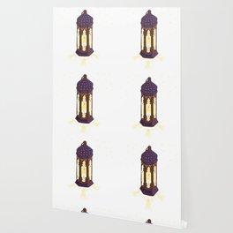 Oriental Lantern Wallpaper