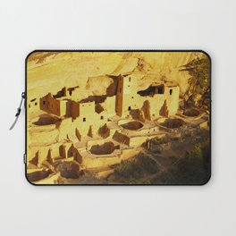 Cliff Palace at Mesa Verde Laptop Sleeve