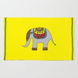 Gaja - The Majestic Elephant Rug
