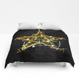Christmas star Comforters
