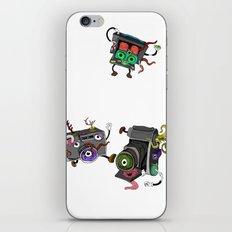Snapshot (ANALOG zine) iPhone & iPod Skin