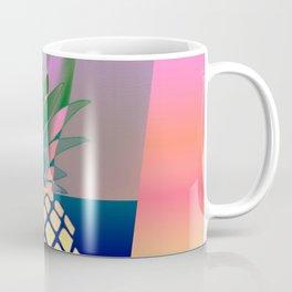 Ananas Woman Coffee Mug