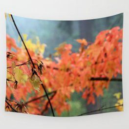 Autumn Showers Wall Tapestry