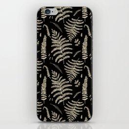 Fern Pattern 2 iPhone Skin