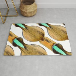More Aroid Pattern Play Rug