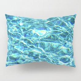 Shimmering Water Pillow Sham