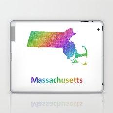 Massachusetts Laptop & iPad Skin