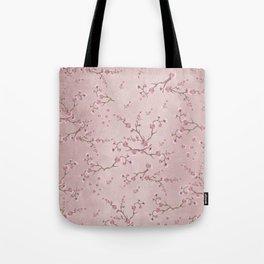 SAKURA LOVE - BALLERINA BLUSH Tote Bag