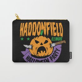 Haddonfield Halloween Party Carry-All Pouch