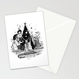 Oh Christmas Tree...!! Stationery Cards