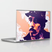 blade runner Laptop & iPad Skins featuring GAFF // BLADE RUNNER by mergedvisible